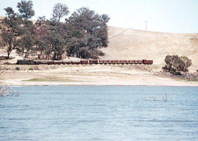 T335 near Bonnie doon