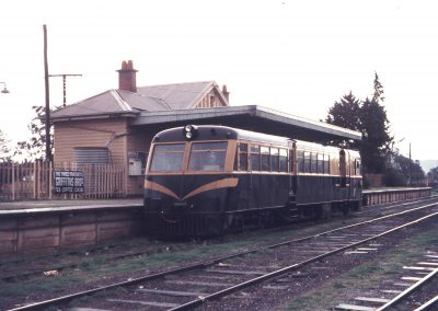 111779: Mansfield AREA Special 25 RM