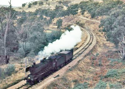 J514 om BONA between Trawool and the 5 mile gaterhouse 2