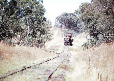 T335 approaching IKanumbra.