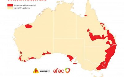 Yea and Surrounds Bushfire Potential This Summer Rated as Normal