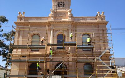 We Are About to Have a Grey Town Hall – Images