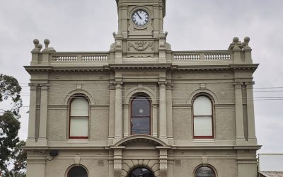 The Door is Painted, the Clock is Working, Plus Poll Results