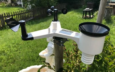 New Weather Station Available for Yea